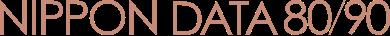 NIPPON DATA80/90